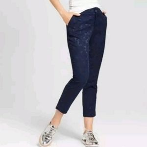 A New Day slim leg stretch cropped pant